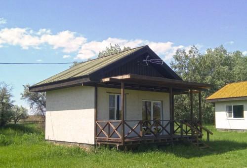 Дом двухместный