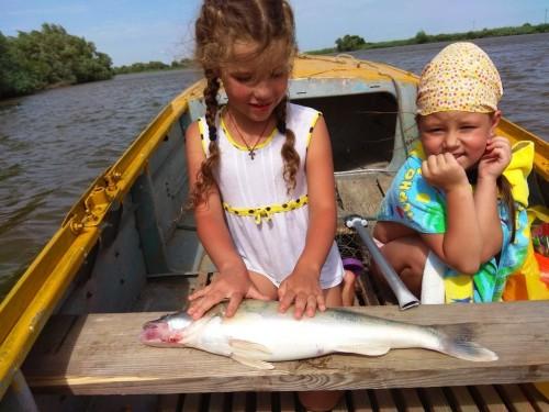 Рыбачте с Нами....